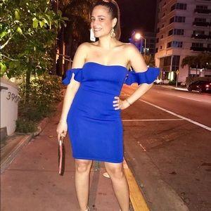 WinWin Dresses - Blue dress